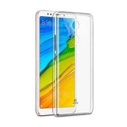 Crong Crystal Slim Cover - Etui Xiaomi Redmi 5 (przezroczysty)