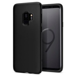SPIGEN LIQUID CRYSTAL GALAXY S9 MATTE BLACK