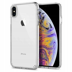 SPIGEN ULTRA HYBRID IPHONE XS MAX CRYSTAL CLEAR