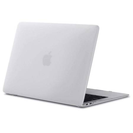 TECH-PROTECT SMARTSHELL MACBOOK AIR 13 2018-2020 MATTE CLEAR